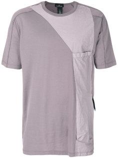 футболка с крупным карманом Stone Island Shadow Project