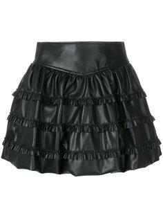 многоуровневая юбка с рюшами Philosophy Di Lorenzo Serafini