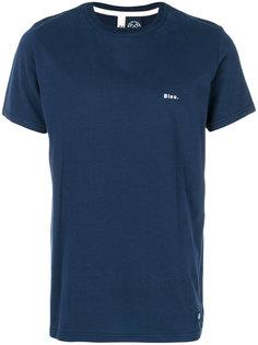 классическая приталенная футболка Bleu De Paname