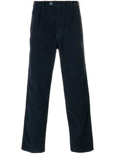вельветовые брюки Suedois Bleu De Paname
