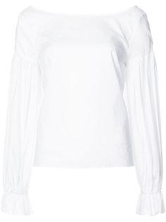 flared sleeves blouse  Milly