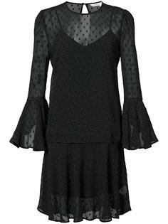 платье с круглым вырезом Emerson Veronica Beard