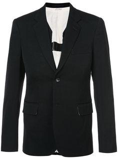 приталенный пиджак Comme Des Garçons Homme Plus