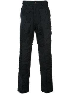 брюки с камуфляжным дизайном Comme Des Garçons Homme Plus