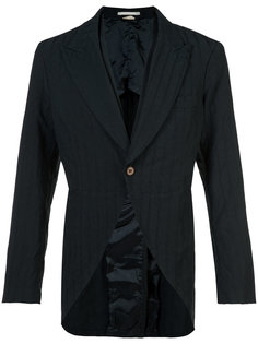 пиджак в полоску Comme Des Garçons Homme Plus