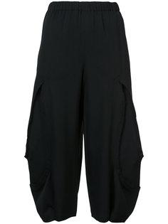 широкие брюки-юбка Comme Des Garçons