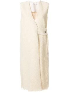 пальто без рукавов Victoria Beckham