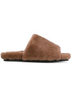 сандалии с открытым носком Peter Non