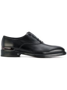 классические туфли Оксфорды Salvatore Ferragamo