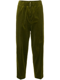 свободные укороченные брюки  Sofie Dhoore