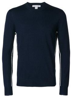 футболка с полосками по бокам Comme Des Garçons Shirt