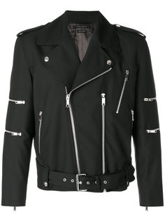 байкерская куртка Marc Jacobs