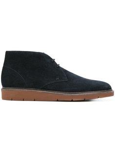 ботинки на шнуровке Hogan
