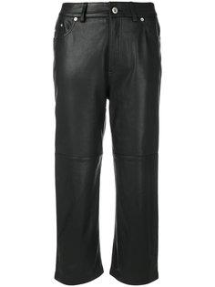 укороченные брюки  McQ Alexander McQueen