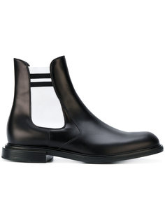 ботинки-слипон Fendi
