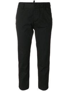 куроченные брюки Dsquared2