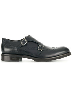 классические туфли-монки Baldinini
