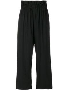 широкие брюки с эластичным поясом  Federica Tosi