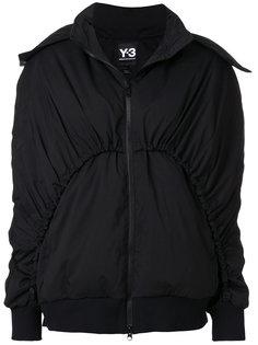 куртка-бомбер на молнии Y-3