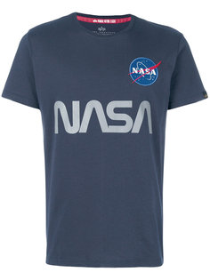 футболка Nasa Alpha Industries