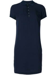 платье с воротником-поло  Polo Ralph Lauren