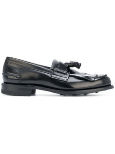 ботинки Дерби с бахромой Churchs