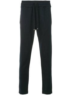 спортивные брюки с заплаткой Dolce & Gabbana