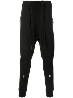спортивные брюки мешковатого кроя 11 By Boris Bidjan Saberi