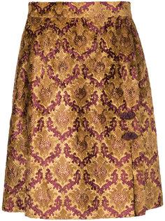 мини-юбка с принтом G.V.G.V.