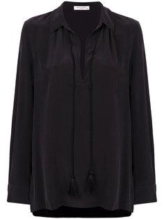 блузка с завязками на шее Equipment