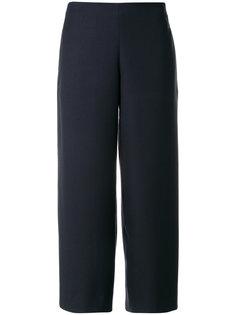 укороченные брюки с завышенной талией Roberto Collina