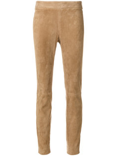 брюки кроя слим Fabiana Filippi
