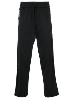 спортивные штаны с принтами Diagonals Off-White