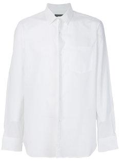 рубашка с накладными карманами Ann Demeulemeester