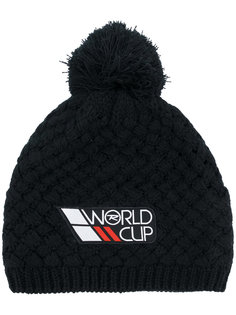 шапка-бини World Cup с помпоном Rossignol