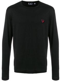свитер с нашивкой логотипа Rossignol