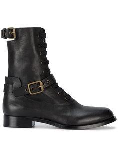 ботинки на шнуровке Otto Chloé
