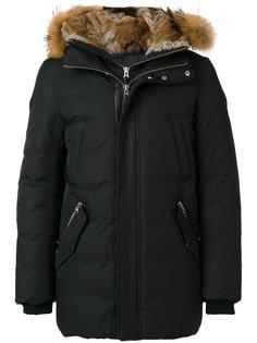 пальто с капюшоном Mackage