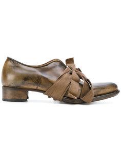 туфли-лодочки на шнуровке Cherevichkiotvichki