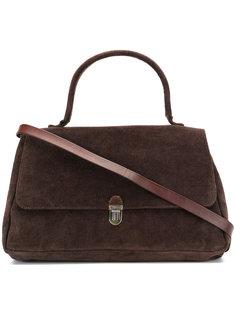 классическая сумка-сэтчел с откидным клапаном Cherevichkiotvichki