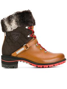 ботинки Megeve на шнуровке Rossignol