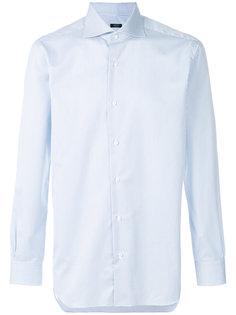 рубашка с заостренным воротником Barba