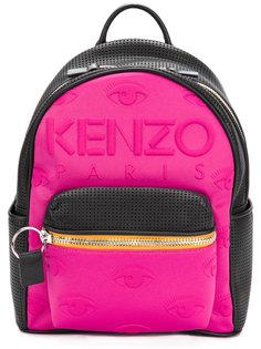 рюкзак с тисненым рисунком Eye Kenzo