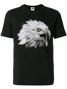 футболка с принтом орла Les Hommes Urban