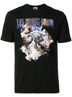 футболка с принтом логотипа Les Hommes Urban