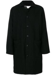 классическое пальто Société Anonyme