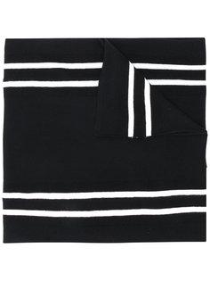 полосатый шарф Comme Des Garçons Shirt Boys