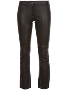 cropped trousers  Sylvie Schimmel