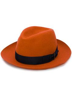 фетровая шляпа Slide Borsalino