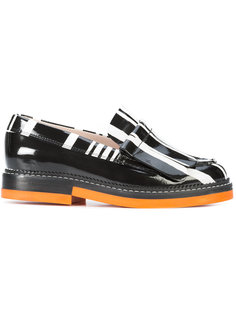 stripe detail loafers Carven